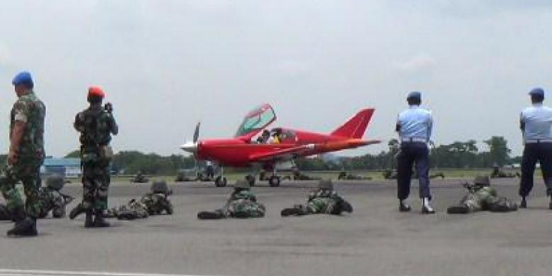 Presiden Jokowi Perketat Pesawat Asing Masuk Indonesia