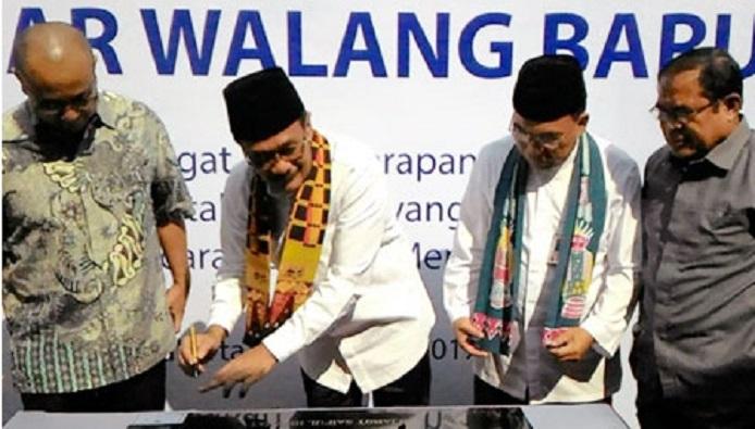Pasar Tradisional Jakarta Wajib Standar Nasional