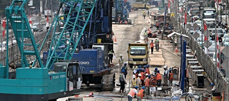 Jakarta Banjir, Gubernur Anies Salahkan Proyek MRT & LRT