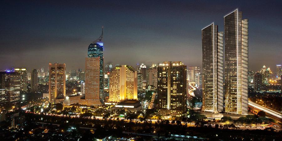 Jakarta Peringkat Ke-53 Kota Teraman Dunia
