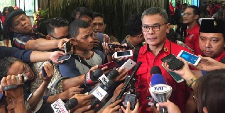 Johan Budi: Pidato Jokowi Hanya Kiasan Bukan Fisik