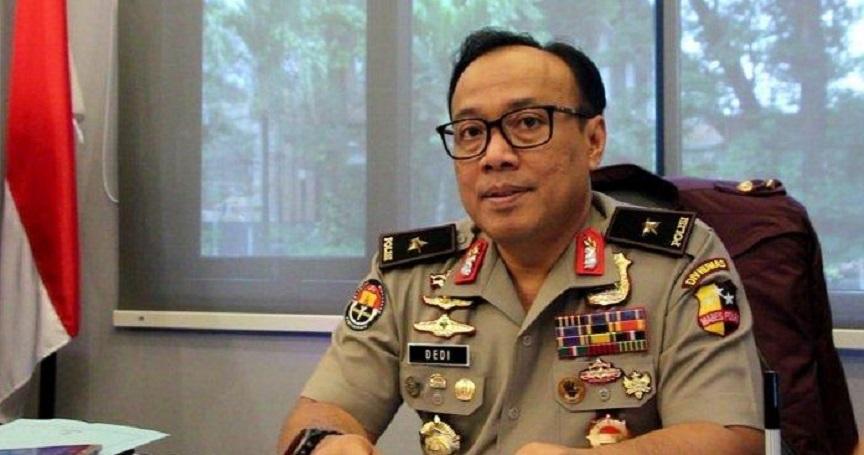 Pengantin Bom Bunuh Diri Disiapkan Saat Pelantikan Presiden