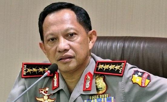 Pengamanan Asian Games, 8 Ribu Personel Polri/TNI Dikerahkan