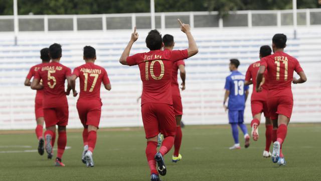 Hebat, Timnas Lolos Final SEA Games 2019