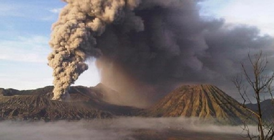 Erupsi, Status Gunung Bromo Waspada