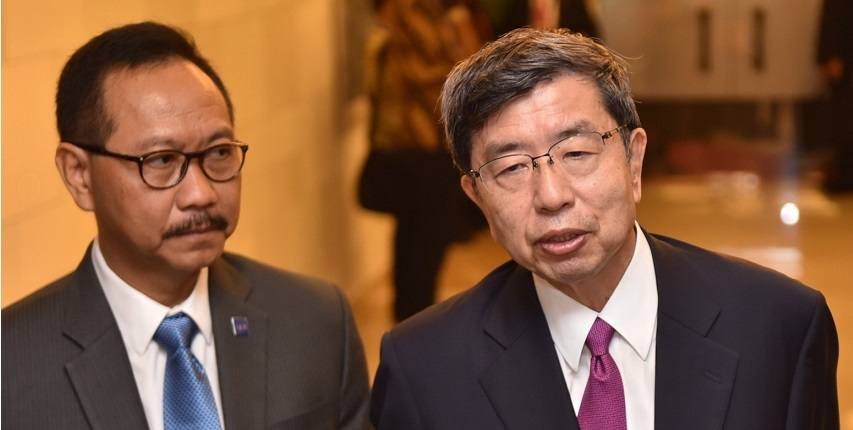 Presiden ADB Kaget Depresiasi Rupiah Terlalu Berlebihan