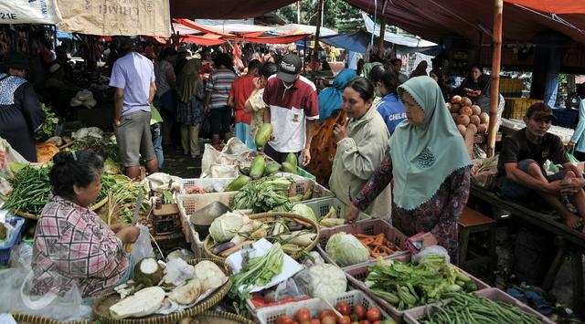 Djarot: Pasar Modern Jangan Sikat Pasar Tradisional