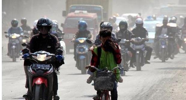 Polusi Udara Jakarta Mengkhawatirkan