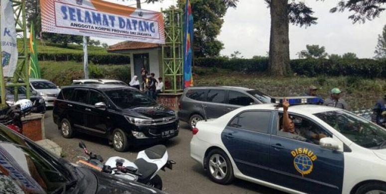 Polisi: Gubernur Anies Lawan Arus di Puncak