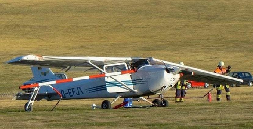 Pesawat Cessna Hantam Kerumunan, 3 Tewas