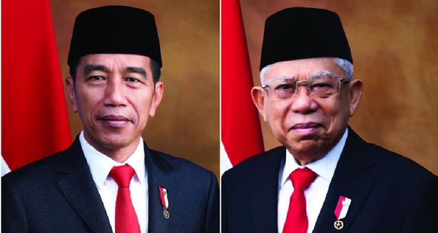 Kantor Walikota Jakut Tak Punya Dana Ganti Foto Presiden & Wapres