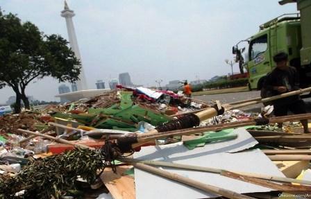 Agar Taman Monas Tak Rusak, DKI Siapkan Fasilitas Demo