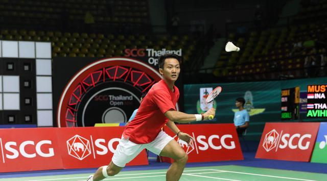Singapore Open, Ihsan Berpeluang Lolos 8 Besar