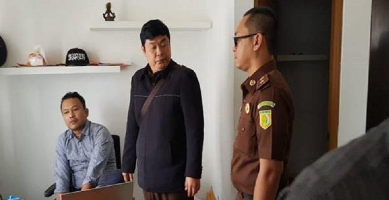 Perdana Marcos, DPO Korupsi Rp4,4 Miliar Diringkus