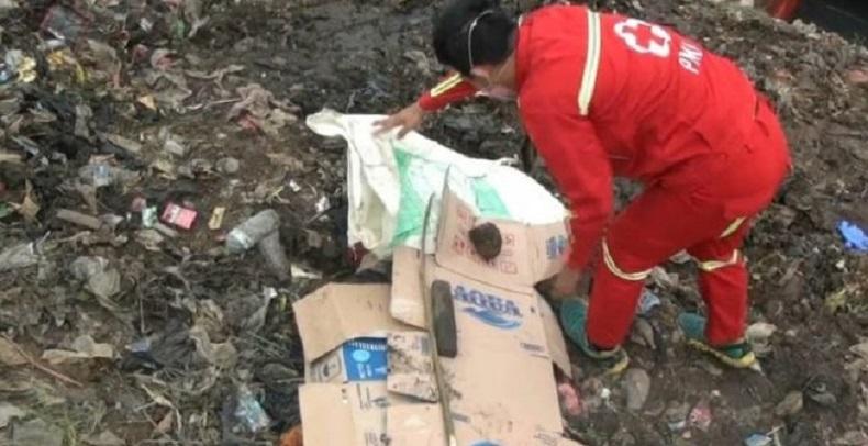 Penemuan  Mayat Wanita Muda Dalam Karung di Waduk Pluit Diusut