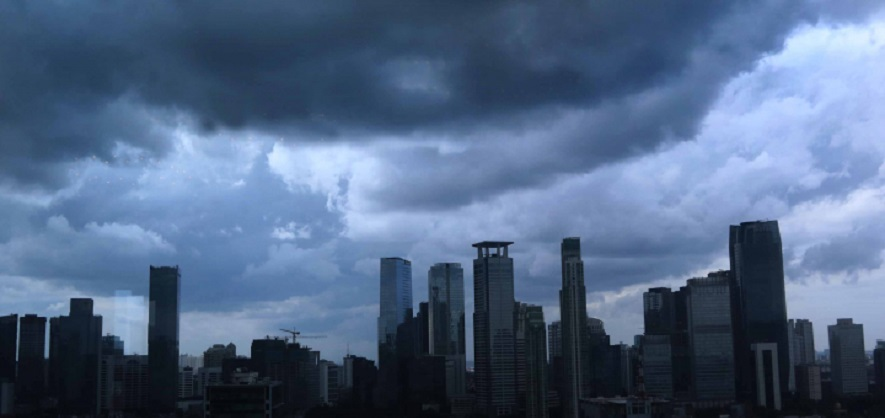 BMKG: Jakarta Diprediksi Hujan Petir