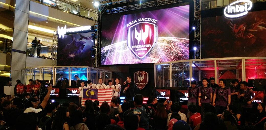 Asia Pasifik Predator League 2018, Malaysia Juara Indonesia Runner Up