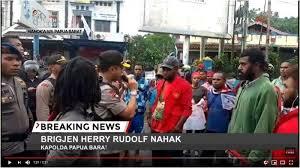 SETARA : Peristiwa Manokwari Protes Dehumanisasi Terhadap Masyarakat Papua