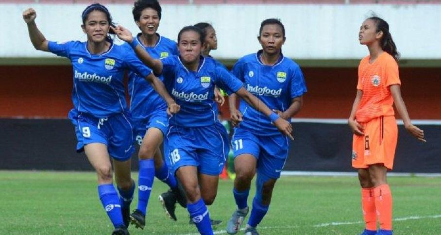 Liga 1 Putri: Persija Kalahkan Persib