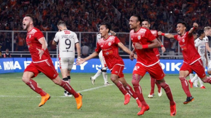Liga 1: Laga Persija vs Persela Diundur