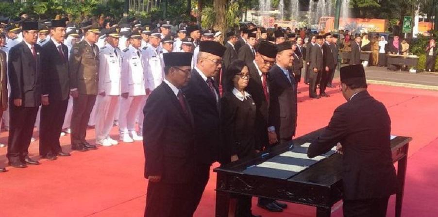 ICW Soroti Pemberantasan Korupsi bagi Kedua Capres
