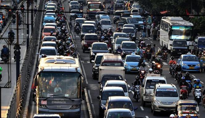 Gubernur DKI: 3 Solusi Atasi Kemacetan