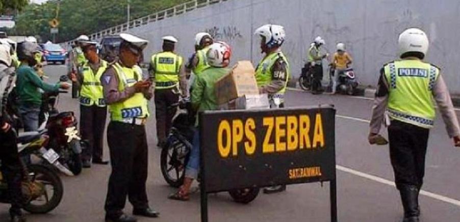 5 Hari Operasi Zebra: Disiplin Berlalulintas Masih Rendah