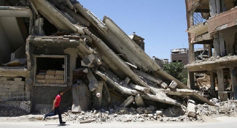 AS Tak Ingin Terlibat Perang di Suriah