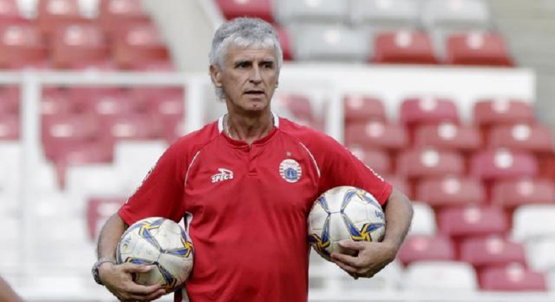 Pelatih Persija Ivan Kolev Mundur
