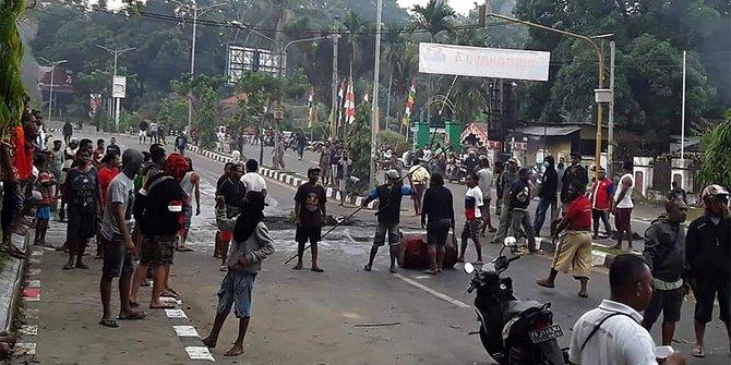 Aktor Intelektual Kerusuhan Papua Diringkus
