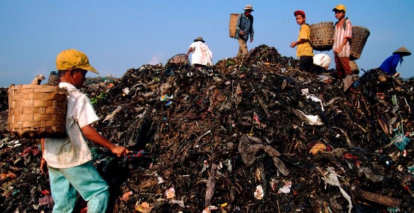 Sampah Bantar Gebang Jadi Sorotan Dunia