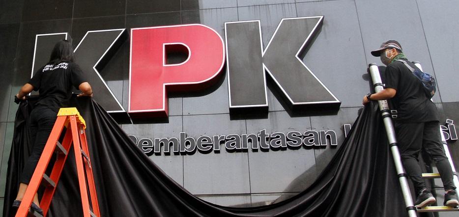 Bupati Lampung Utara Ketangkap Tangan KPK