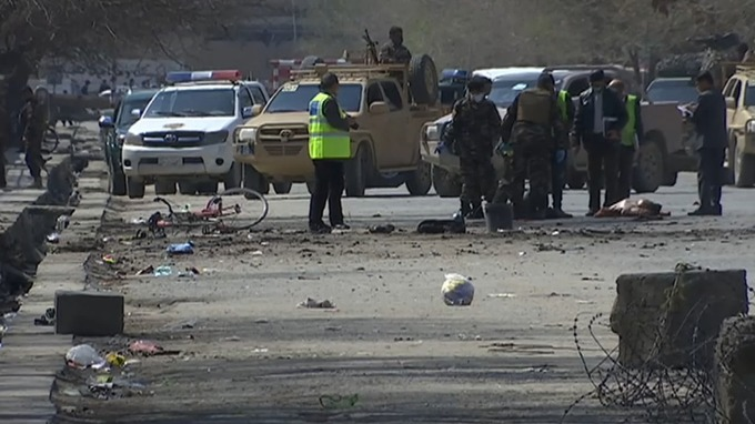 Bom Meledak di Universitas Kabul, 6 Nyawa Melayang