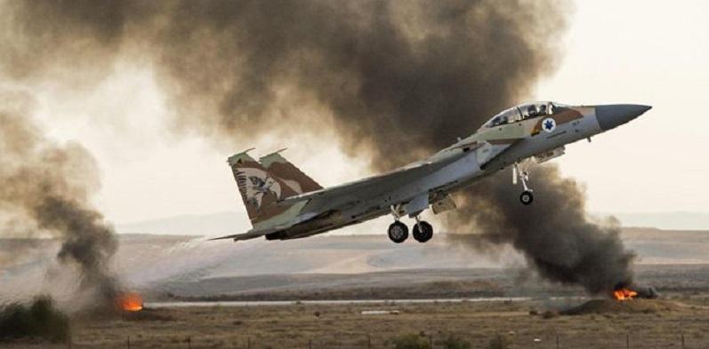 Suriah: Israel Dalangi Serangan Rudal ke Pangkalan Udara