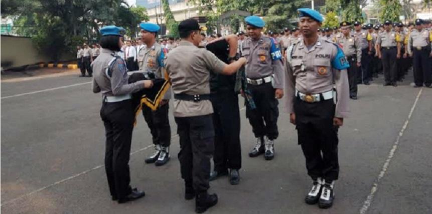 6 Oknum Polisi Dipecat Tak Hormat