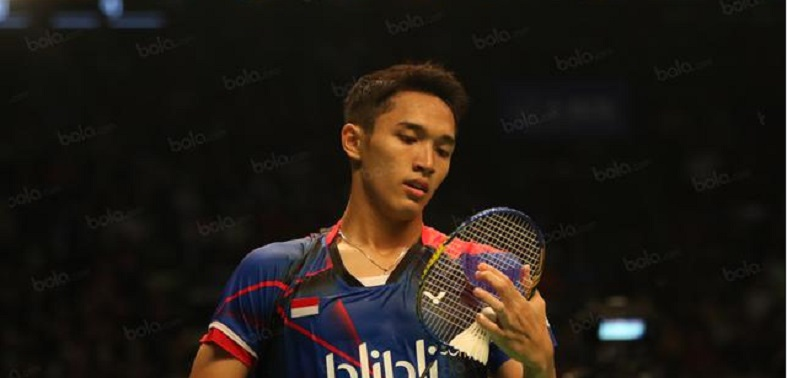 New Zealand Open, Jonatan Melaju Perempat Final
