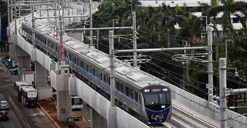 Akhir 2020,  MRT dari Bundaran HI ke Ancol Dibangun