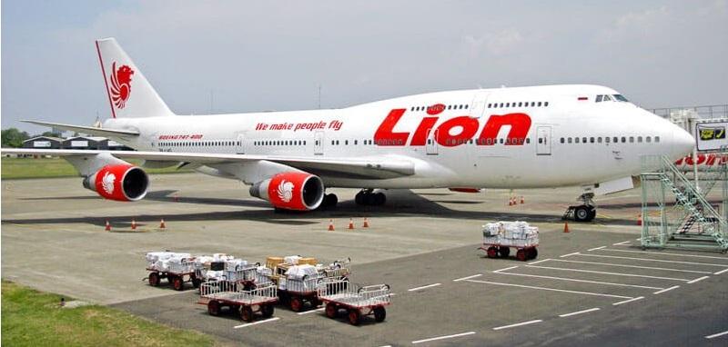 Sembilan Pilot Lion Air Dipolisikan