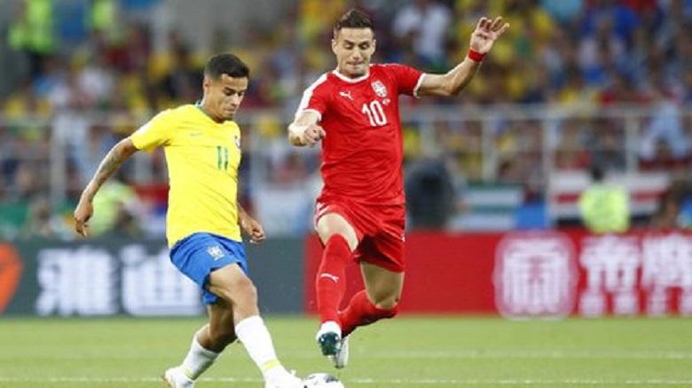 Peru vs Brasil di Final Copa America