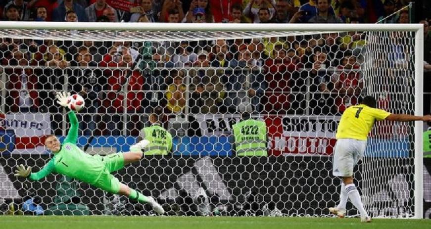 Piala Dunia, Kutukan Adu Penalti Inggris Berakhir