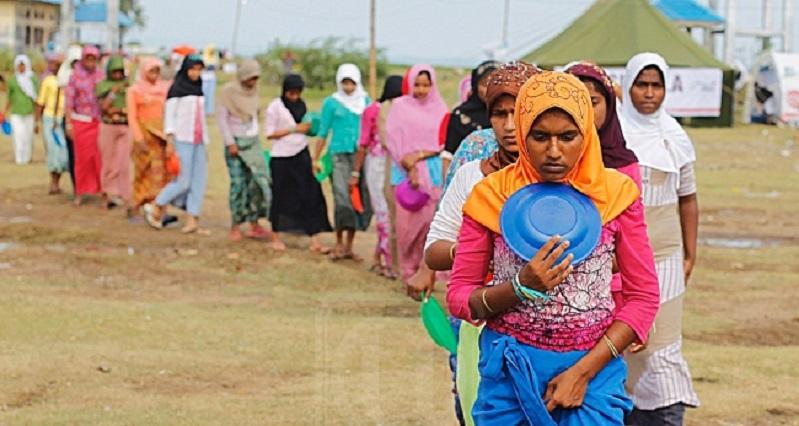 Gadis Rohingya Terpaksa Menikah Demi Sesuap Nasi