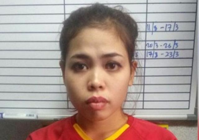 Dikunjungi KBRI, Pengakuan Siti Aisyah Soal Pembunuhan