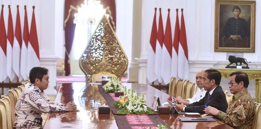 Presiden Jokowi Memaafkan CEO Bukalapak
