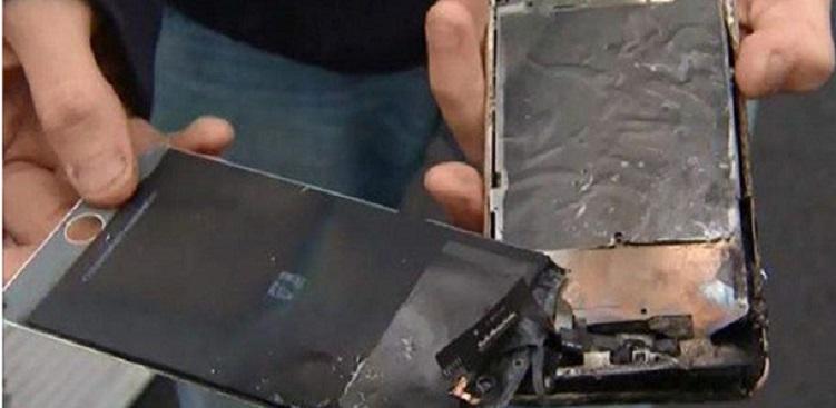 Di Las Vegas, iPhone 6 Plus Meledak