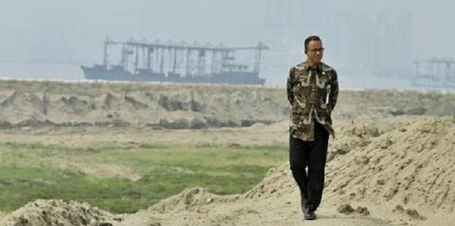 Nelayan Teluk Jakarta Merasa Dibohongi Anies