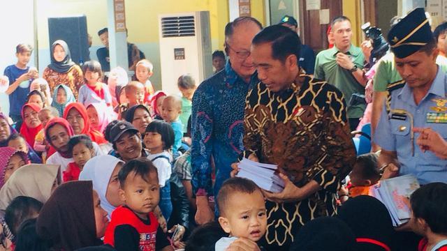 Presiden Jokowi Ajak Presiden World Bank Blusukan