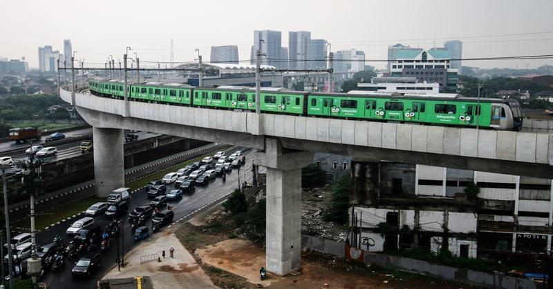 MRT Gairahkan Bisnis Kawasan Fatmawati