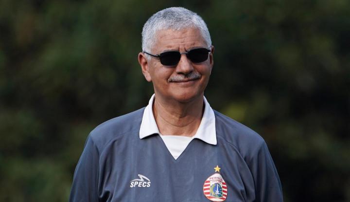 Tavarez, Pelatih Baru Persija