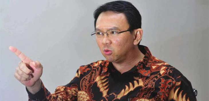 Ahok Ogah Komentari Kondisi Jakarta
