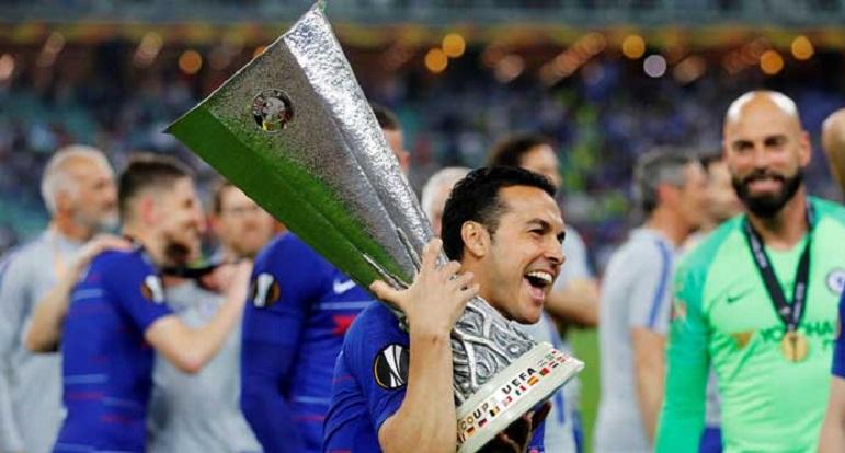 Liga Europa: Hancurkan Ambisi Arsenal, Chelsea Juara